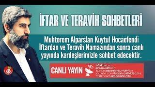 CANLI YAYIN | İftar Sonrası Sohbet | Alparslan Kuytul Hocaefendi | 23 Haziran Cuma