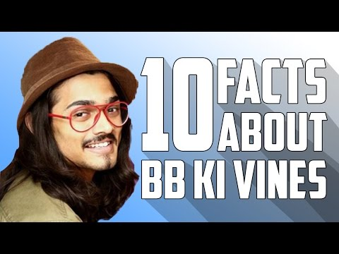 watch Top 10 Facts about Bhuvan Bam