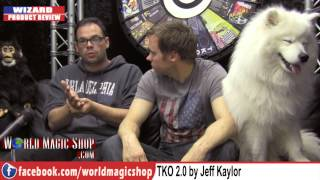 TKO 2 0 Full Review   World Magic Shop