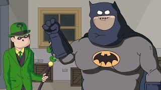 Everyone Knows Bruce Wayne is Batman