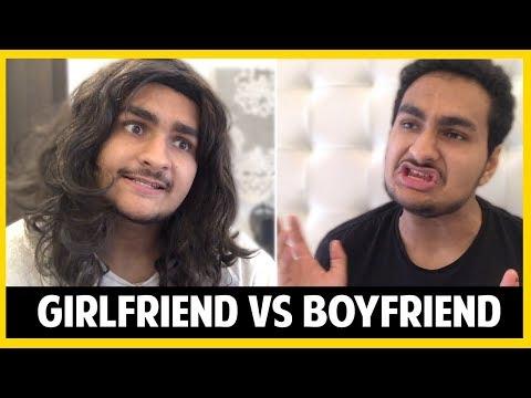 Xxx Mp4 AAJ MAIN BOLUNGA Girlfriend VS Boyfriend Funny Hindi Vines India GF BF Anmol Sachar Vines 3gp Sex