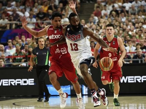 watch Basketball Word Champion USA-Mexico
