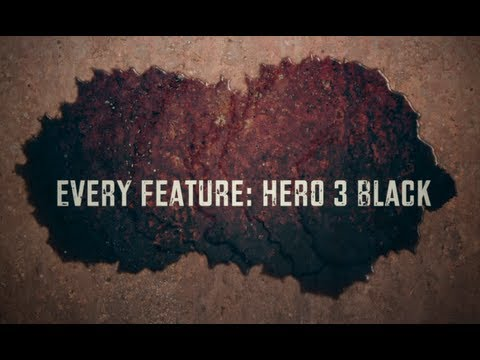 GoPro Hero 3 Black - Every Feature Explained