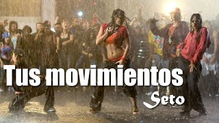 Don Omar ft. Natti Natasha - Tus movimientos | Video montaje