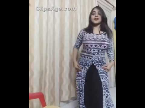 Desi dance by a cute girl