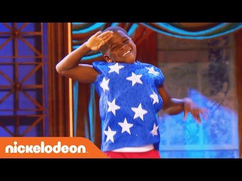 Artyon Performs 'BO$$' by Fifth Harmony   Lip Sync Battle Shorties   Nick