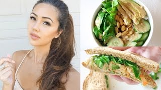 What I Eat On A School Day // Healthy Vegan Recipes (Plant-Based) (#2)