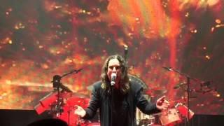 Black Sabbath 2016 War Pigs Chicago