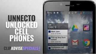 Top 5 Unnecto Unlocked Cell Phones [2018 Best Sellers]: Unnecto Air 5.0 Cell Phones - Unlocked