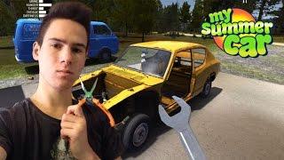 Сглобявам си колата - My summer car