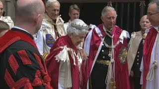 Queen pulls out of key role at Order of the Bath service