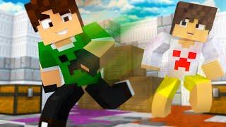 TROCAMOS DE CORPO 2 - Minecraft #2