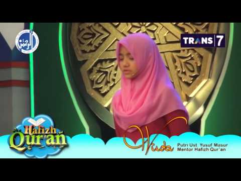 Download Suara Indah Wirda, Putri Ust. Yusuf Masur @HAFIZH QUR'AN free