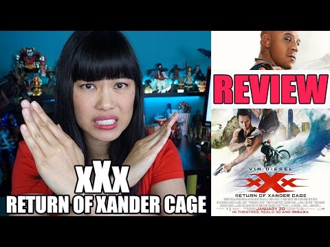 Xxx Mp4 XXx Return Of Xander Cage Movie Review Actually It S Just Me Hating On It 3gp Sex