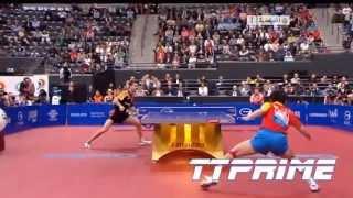 Zhang Jike: The Power of CHO !