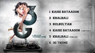 3G Jukebox (Full Songs) | Neil Nitin Mukesh & Sonal Chauhan