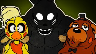 Five Nights At Freddy's 3 COLLAB (Animation Parody )   #TheJamCave