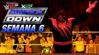 XWF SmackDown - Semana 6 | Full Show | WWE 2K16
