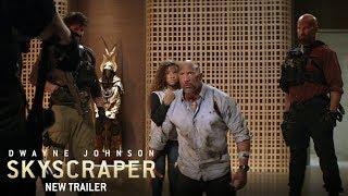 "SKYSCRAPER Official Trailer 2 (2018) ft. Dwayne ""The Rock"" Johnson"