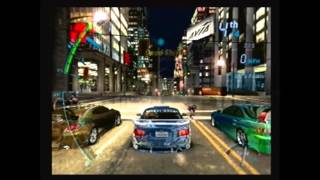 Need For Speed: Underground - Race 80: First Dibs (Tournament) (Playstation 2)