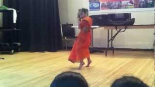 bristi pore tapur tupur (Pohela Boishakh) (Samia first stage show)