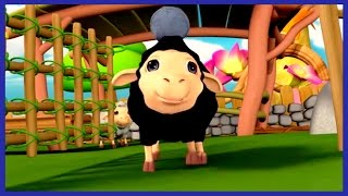 Baa Baa Black Sheep and More Kids Songs Collection of Popular Nursery Rhymes by Mike and Mia