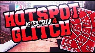 NEW HOTSPOT GLITCH AFTER PATCH 4!- NBA 2K18