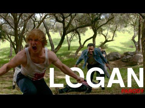 LOGAN TRAILER PARODY   King Bach, Logan Paul