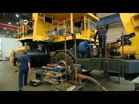 High Tech from Leipzig Special Transporters for the Steel Industry Made in Germany