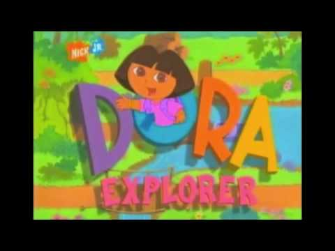 Youtube Poop Dora goes to New Jersey