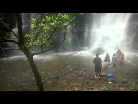 Beauty of Charmadi Ghat Water Falls