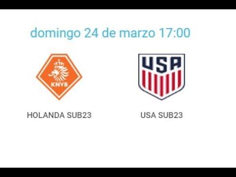 Xxx Mp4 24 03 2019 Pinatar Football SUB20 HOLLAND USA 3gp Sex