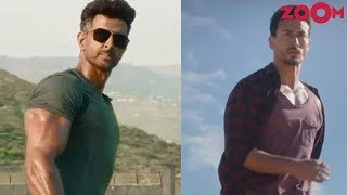 War teaser impresses audiences with Hrithik and Tiger's action looks | Bollywood News