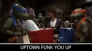 Uptown Funk Sung by the Movies