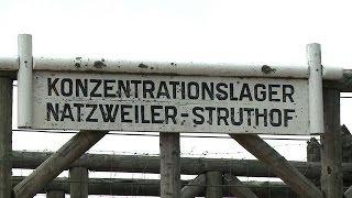 Un ancien déporté raconte l'enfer d'un camp nazi en Alsace