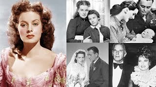 Unknown Surprising Facts About Maureen O'Hara || Pastimers