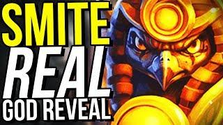 SMITE - REAL God Reveal - Ra