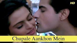 Chupale Aankhon Mein | Full Song | Juari | Armaan Kohli, Shilpa Shirodkar | Full HD