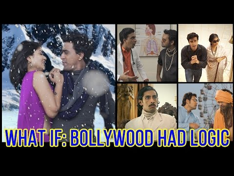Xxx Mp4 What If Bollywood Had Logic Ep 3 LaughterGames 3gp Sex