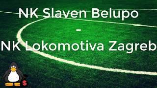 NK Slaven Belupo - NK Lokomotiva Zagreb / CROATIA / 1.HNL / 15.12.2017