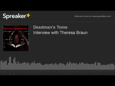 Let's Talk Ghost Sex with Theresa Braun
