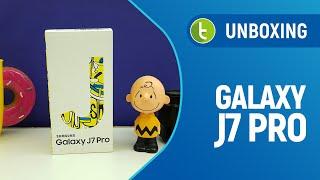 Samsung Galaxy J7 Pro: unboxing e primeiras impressões | TudoCelular.com