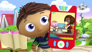 Super WHY! Full Episodes English ✳️  Super WHY and A Magical Art Adventure ✳️  214