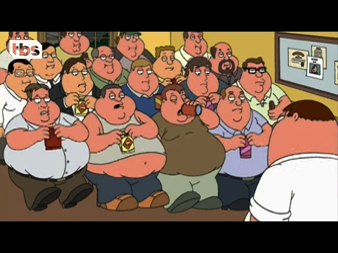 National Association for the Advance of Fat People   Family Guy   TBS