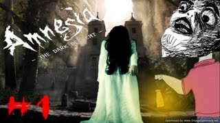 IT'S SAMARA!! - Amnesia Custom Story: Dark Seclusion - Part 1