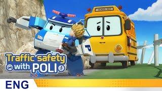 Trafficsafety with Poli | #24.Seatbelt Safety