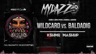 Wildcard vs. Baldadig (KSHMR Sunburn Mashup 2016)