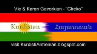 Ethnic Mix Kurdish & Armenian Song super remix 2009