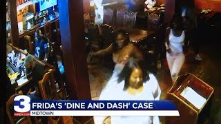 Group of 16 dine and dash on $420 restaurant bill