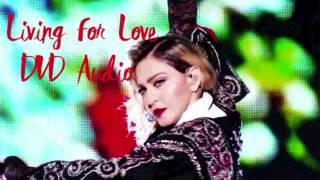 Madonna Living for Love - Rebel Heart Tour DVD Audio